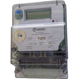 Електромер MAKEL 3P/100А