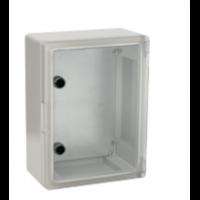 Табла с прозрачна врата IP65 PVC