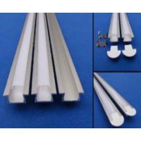 Алуминиев профил вграден монтаж за LED лента и матиран разсейвател